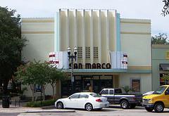 Jacksvonille - San Marco Theater