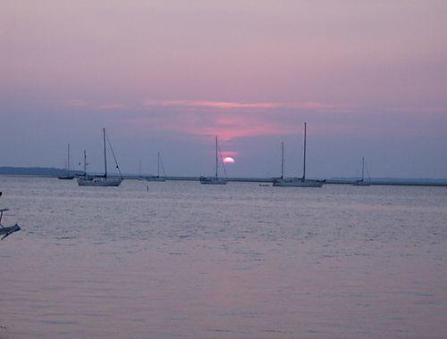 Fernandina Beach, Amelia Island, Pippi Longstocking and a new job