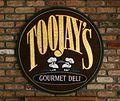 TooJays logo